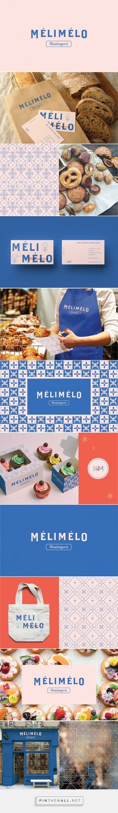 Mélimélo Bakery branding by Daniela Arcila on Behance