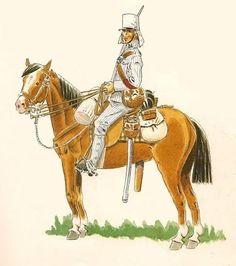 Cazadores de Treviño nº 26 1909-14 Cabo uniforme de campaña y maniobras en verano