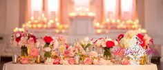 Florals- Inviting Occasions  Planning & Design- A Good Affair  ~ A Good Affairs Bridal Maven Contest ~ A Good Affair Wedding  Event Production