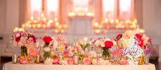 Florals- Inviting Occasions  Planning & Design- A Good Affair  ~ A Good Affairs Bridal Maven Contest ~ A Good Affair Wedding  Event Production