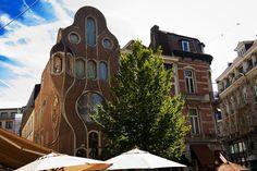 Stunning Art Deco house in Ghent Belgium