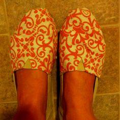 DIY bobs shoes