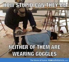 Safety first always!!!!!