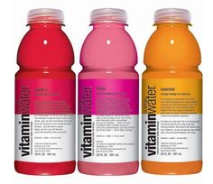 News: Vitaminwater Ads May Be Misleading