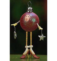 Krinkles Ball Ornament