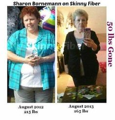 AMAZING :) Skinny Fiber is Changing lives!! Check it out - Changing Lives One Pound At A Time