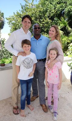 Flight manifest for Trudeaus' Caribbean vacation redacted to exclude nanny, in-laws Caribbean Resort, Caribbean Vacations, Justin Trudeau Kids, Paradise Beach Resort, Trudeau Canada, Government Of Canada, O Canada, Tourist Places, New York Travel