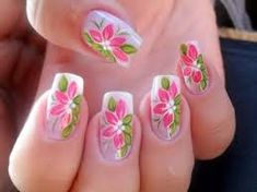 Good morning dear readers, this time we want to bring you information about the best designs of nails decorated with French Tip Nail Designs, Pretty Nail Designs, Nail Art Designs, Glittery Nails, Glitter Nail Art, Fingernail Designs, Nail Effects, Floral Nail Art, Flower Nails