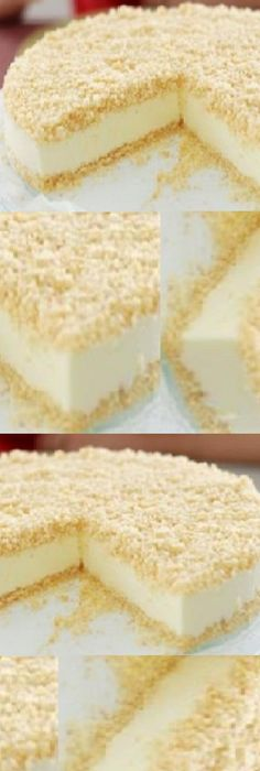 Healthy Food Alternatives, Pie Cake, Vanilla Cake, Sweet Recipes, Baking Recipes, Sweet Tooth, Sweet Treats, Food Porn, Food And Drink