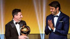 Leo Messi - the best player in the world. The best photos from the Ballon D'Or ceremony