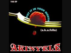 "Akinyele – ""Put It In Your Mouth"""