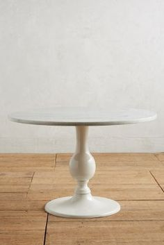 """Annaway Dining Table -- 30""""H, 46"""" diameter"""