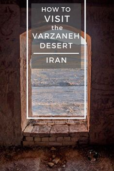 The #Varzaneh #desert is a #spectacular area of silent golden #sand #dunes, a very accessible desert in #Iran due to its proximity to #Isfahan #irantravel #iranissafe #toptouristattractions #tourism #travel #travelstoke #offthebeat #iran #attractions #worldheritage Iran Travel, Asia Travel, Travel Guides, Travel Tips, Passport Travel, Secret Boards, Adventure Bucket List, Where To Go, Southeast Asia