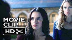 "Vampire Academy ""Nose Job In Montana"" Movie Clip"