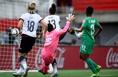 #GER 10-0 #CIV. Two hat-tricks help Germany to the top of Group  #FIFAWWC #WorldCup2015