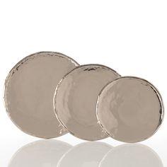 Arteriors Sofia Polished Nickel Tray @ZincDoor
