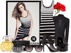 """""""MANGO"""" by nataly212 ❤ liked on Polyvore"""