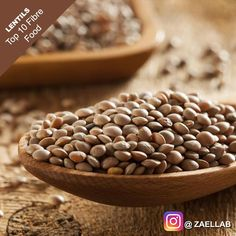 Top 10 Fiber Food  Lentils Like Spread & Share   1cup of cooked lentils contains 10g of Fiber.  Recommended Dietary Allowance for Fiber is 38g/day for men and 25g/day for women. The Daily Value is 15g/day for average adult.  Fiber benefit 2: Helps the bulky stools to pass easier decrease your chance of constipation.    Be aware of many processed foods including cereals and breads have added fiber. These sources of fiber used in for this supplementation are not the healthiest. It is much…