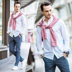 rosa para homens, rosa masculino, como usar rosa, dicas de moda masculina, estilo masculino, richard brito, alex cursino, moda sem censura, fashion blogger, fashion tips, dicas, tendencia masculina (7)