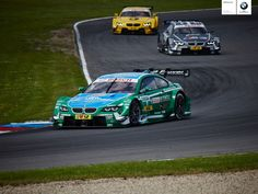 BMW DTM Augusto Farfus