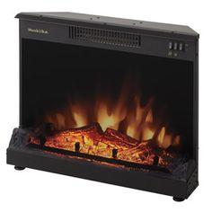 Muskoka 24-in Electric Fireplace Insert/Log Set - MFI2500