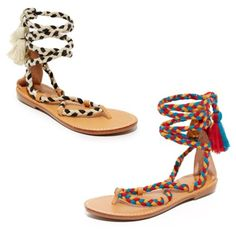 Rank & Style - Soludos Gladiator Lace Up Sandals #rankandstyle