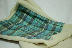 Manta soft que vira travesseiro