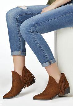 Maureena Schuhe in WHISKEY - günstig kaufen bei JustFab