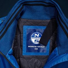 Autumn/Winter '15 #DEEPBLUE collection preview: durable water resistant and wind repellent taslan, with hanger loop for easy carry.