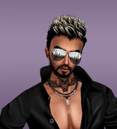 my avatar  on IMVU
