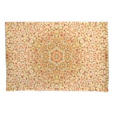 #Pebbles Vintage Kaleidoscope  Pillowcases - #Pillowcases #Pillowcase #Home #Bed #Bedding #Living