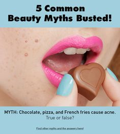 Is That Really True? We Investigate Common Beauty Myths