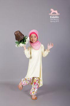 #KidsMii - Pale Beauty