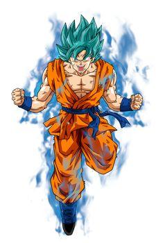 Nuevo Modo de Batalla Modo Super Saiyan Dios para la pelicula Dragón Ball Z la resurrección de Freezer