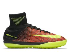 the latest 8a390 589a9 Nike MercurialX Proximo II TF 831977 870 Chaussure de football pour surface  synthétique pour Homme Volt