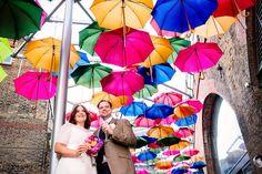 Borough Market Colourful London Wedding, A Jenny Packham Bride, Maid To Measure Bridesmaids. Photography by Babb Photo