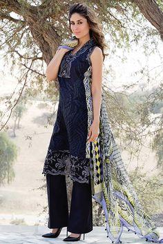 Kareena  Featuring  Faraz  Manan  Lawn 2016