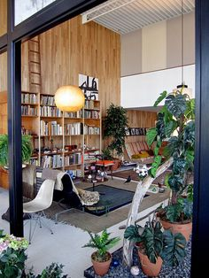 Eames living room NY