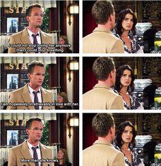 Barney & Robin <3