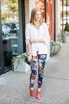 florals for spring #streetstyle