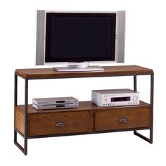 Have to have it. Hammary Baja T2075286-00 Entertainment Console Table - $525 @hayneedle