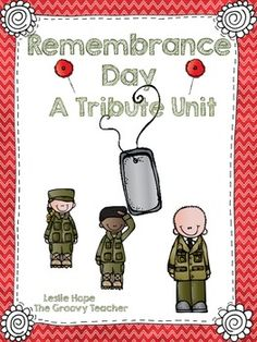 Help your kids learn more about this important day. This Remembrance Day Unit includes: A read aloud Remembering the minute of silence Brave war a. Social Topics, Science Topics, Kindergarten Classroom, Classroom Ideas, Remember Day, Math Art, Remembrance Day, English Language Arts, School Holidays