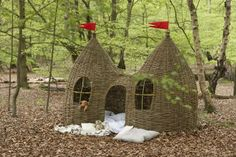 Quirky Miniature Huts : Suzanne Husky