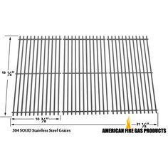 Grillpartszone Grill Parts Canada Get Bbq Sterling Forge Stainless Steel Cooking Grid
