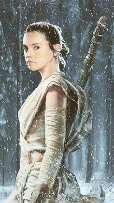 Star wars - Rey