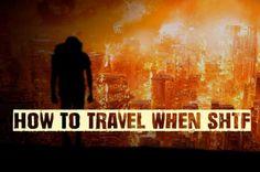 Prepper's Will - How to travel when SHTF
