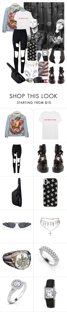 """A day with Ashton and Calum"" by khalifeh ❤ liked on Polyvore featuring Manokhi, WithChic, Balenciaga, Gucci, Rebecca Minkoff, Cartier, StreetStyle, 5sos and polyvorefashion"