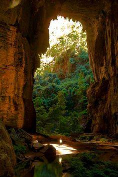 Brazil - Cavernas do Peruaçu, Minas Gerais