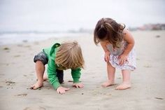 Age of innocence and curiosity