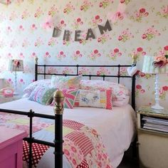 Bedroom Decorating Ideas Cath Kidston cath kidson and white bed frames | for the home | pinterest | bed